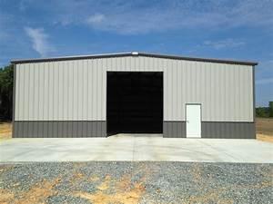 Commercial Metal Buildings