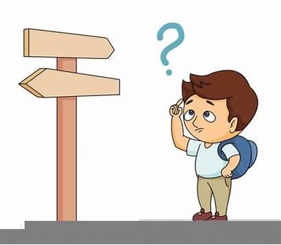 Confused Clipart Person Clker Clip Cliparts Webcomicms