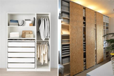 How To Build Wardrobe Sliding Doors hackers help how to make sliding closet doors for pax
