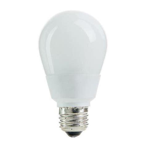 sunlite 05323 9w a shape cfl light bulb bulbamerica