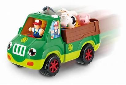 Truck Farm Toys Freddie Wow Toddlers Babies