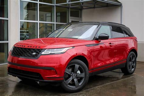Land Rover Range Rover Velar 2019 by New 2019 Land Rover Range Rover Velar S Sport Utility In
