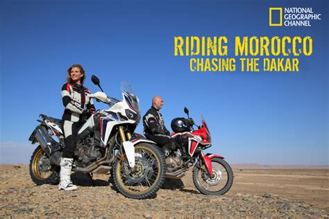 Honda Crf1000l Africa Backgrounds by ホンダ ナショナルジオグラフィックチャンネル制作のドキュメンタリー番組に新型 Crf1000l Africa