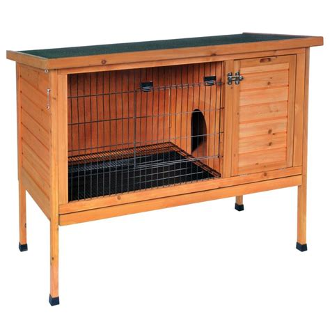 pet rabbit hutch large rabbit hutch 461 prevue pet products