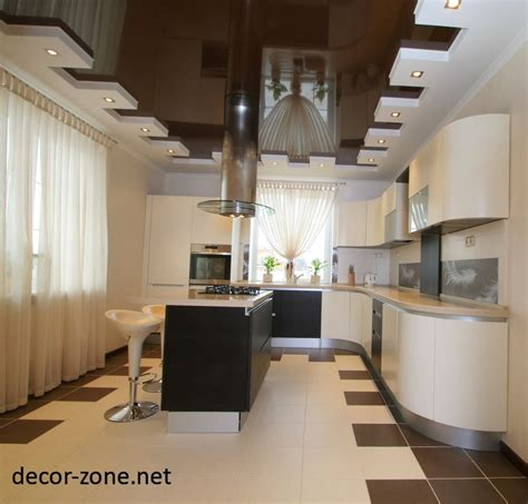 Stylish Kitchen Ceiling Designs Ideas, Photos And Types