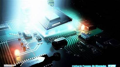 Computer Motherboard Circuit Technology Building Chip Wallpapers