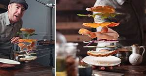 How to Shoot Photos of Flying Food | Flying photography, Photography set up, Food photography