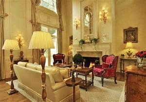 33, Traditional, Living, Room, Design