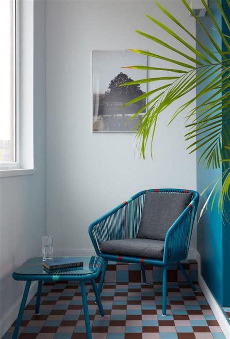 apartment  noble color palette emerald azure ochre