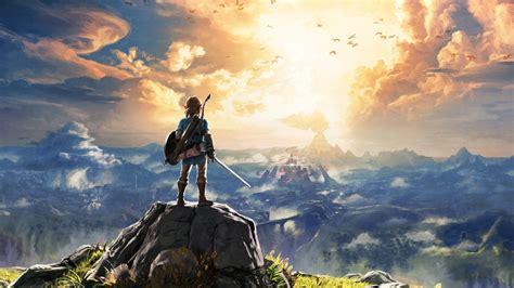 Zelda Breath Of The Wild Wallpapers Wallpaper The Legend Of Zelda Breath Of The Wild Nintendo Switch Wii U Games 5803