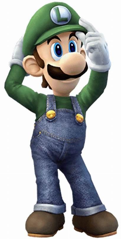 Luigi Mario Bros Brawl Smash Wikia Cara