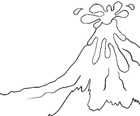 100 gambar gunung mewarnai terbaik