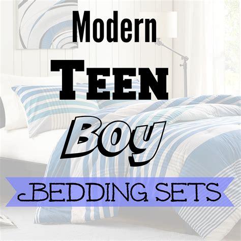 modern bedding sets for boys