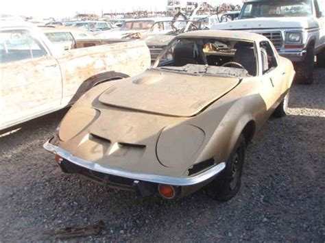 1972 Opel Automobile For Sale