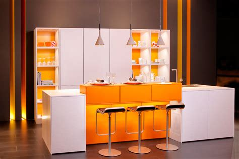 cuisine leicht la cuisine orange de leicht esprit vintage inspiration