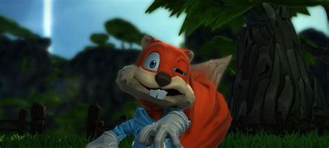 conkers big reunion video  project spark   silly
