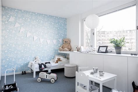 Bright Scandinavian Interior Design Showing The Force Of