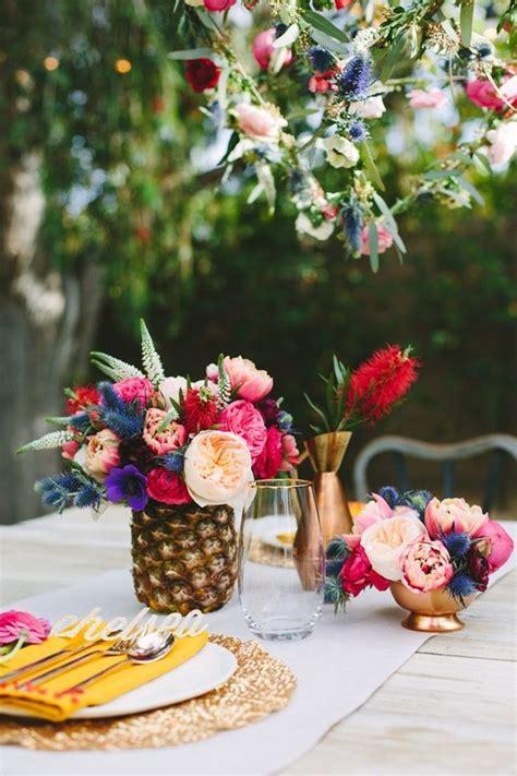 Tropical Wedding Decorations