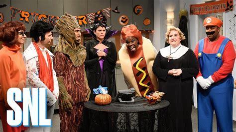 Office Halloween Party Snl Youtube