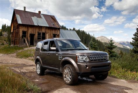 2012 Land Rover Lr4 Review, Specs, Pictures, Mpg & Price