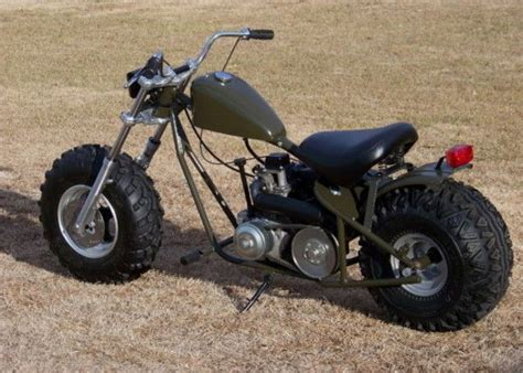 Custom Mini Bike Dirt Chopper
