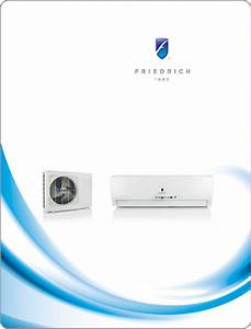 Friedrich Air Conditioner Bro412w1a Users Manual Breeze