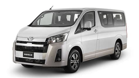 Review Toyota Hiace by 2019 Toyota Hiace Interior