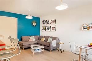 Formation Décoration D Intérieur : appartement parc des batignolles 65m2 paris marion ~ Nature-et-papiers.com Idées de Décoration