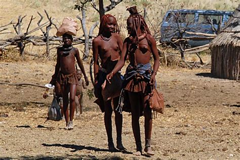 Himba,People:Namibia:World Travel Gallery