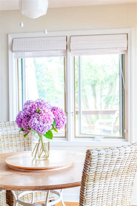 Updated Kitchens Ideas - affordable window shade options for the kitchen in my own style