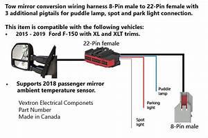 Wiring Diagram For Rear Parking Sensors