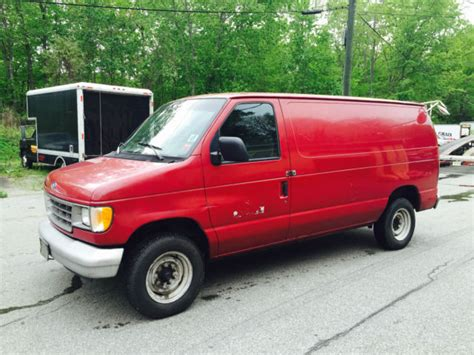 transmission control 1994 ford econoline e250 on board diagnostic system 1994 ford e 250 cargo van work van new transmission other parts for sale photos technical