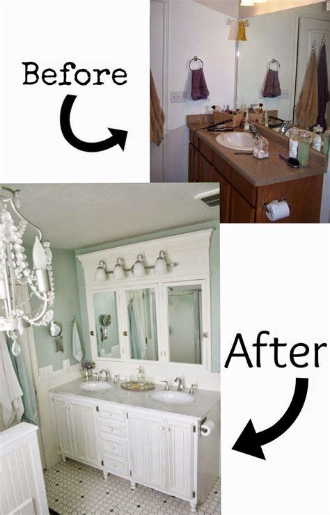 diy bathroom vanity makeovers home improvements