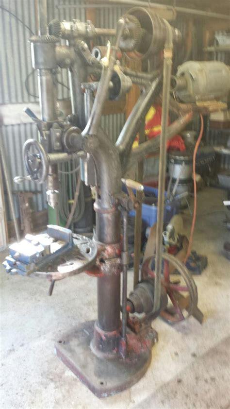 champion  camelback drill press