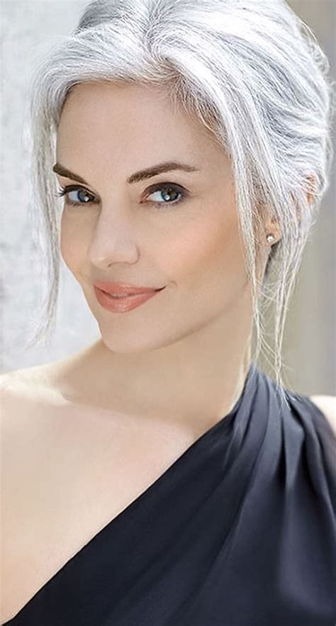 Best 20 Gray Hair Women Ideas On Pinterest Going Gray