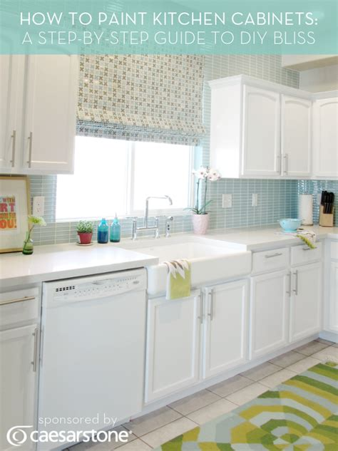 how to paint kitchen cabinets step by step how to paint kitchen cabinets a step by step guide to diy