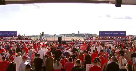 Trump Rally Crowd BOOS Coronavirus Mask Announcement