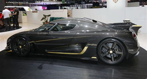 real gold and 1 360hp it s the one off koenigsegg agera
