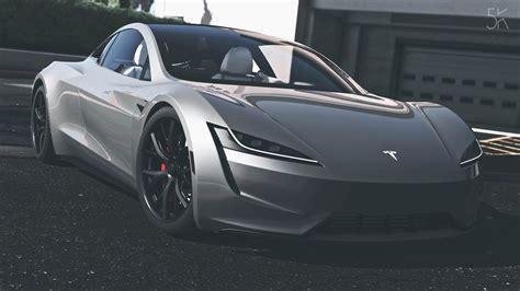 Tesla Roadster 2020 [addon  Replace  Auto Spoiler