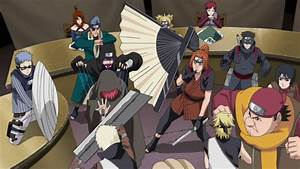 Escoltas de Kage | Naruto Wiki | FANDOM powered by Wikia