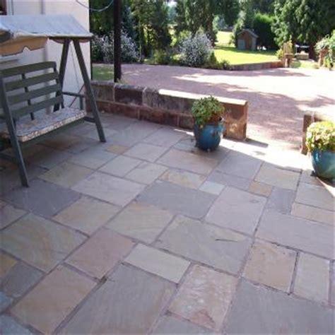 raj green sandstone paving heritage