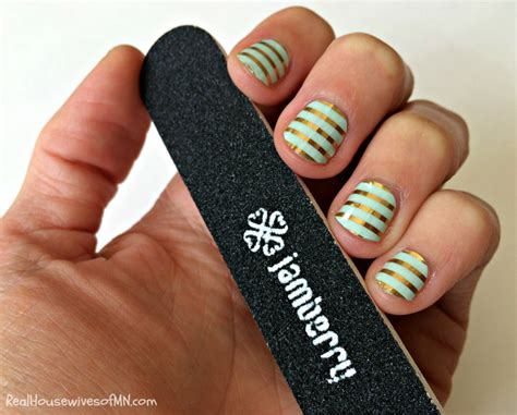 jamberry nails experience review giveaway real