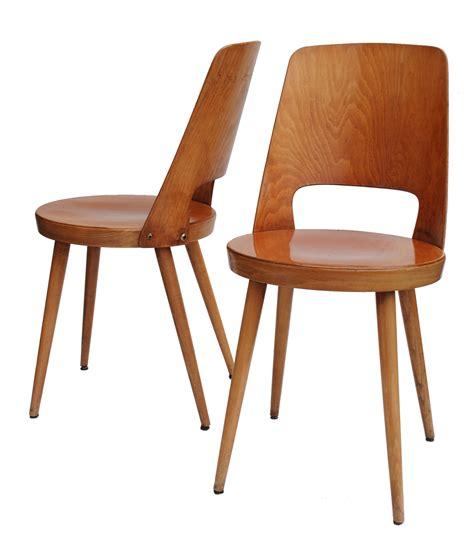 siege baumann chaise bistrot baumann patine sur bovintage com