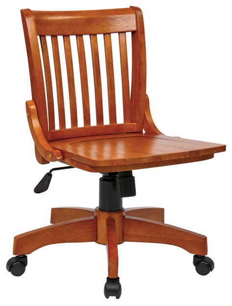 wood bankers chair white deluxe armless wood bankers chair with wood seat antique