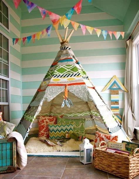 Tipi Zelt Kinderzimmer Günstig Kaufen by Kinderzimmer Gestalten Kreative Ideen In Farbe Rund