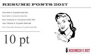 What Font Should A Resume Be 2017 by Resume Format 2017 16 Free To Word Templates