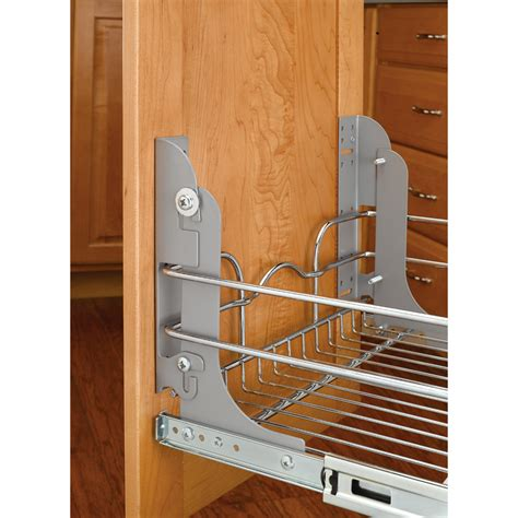 cabinet mounting screws lowes shop rev a shelf pull out trash can mounting kit at lowes com