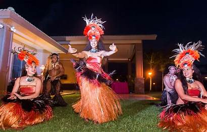 Hula Hawaiian Traditional Dancing Performance Luau Maui