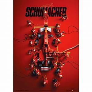 Withdrawal Chart Michael Schumacher Ferrari F1 2000 Pit Stop U L
