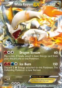 white kyurem ex legendary treasures ltr 101